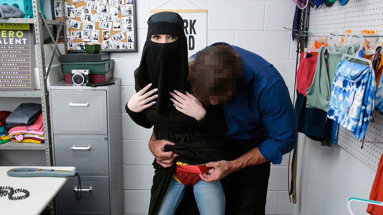 shoplyfter Case No. 5231937 - Religious Thief