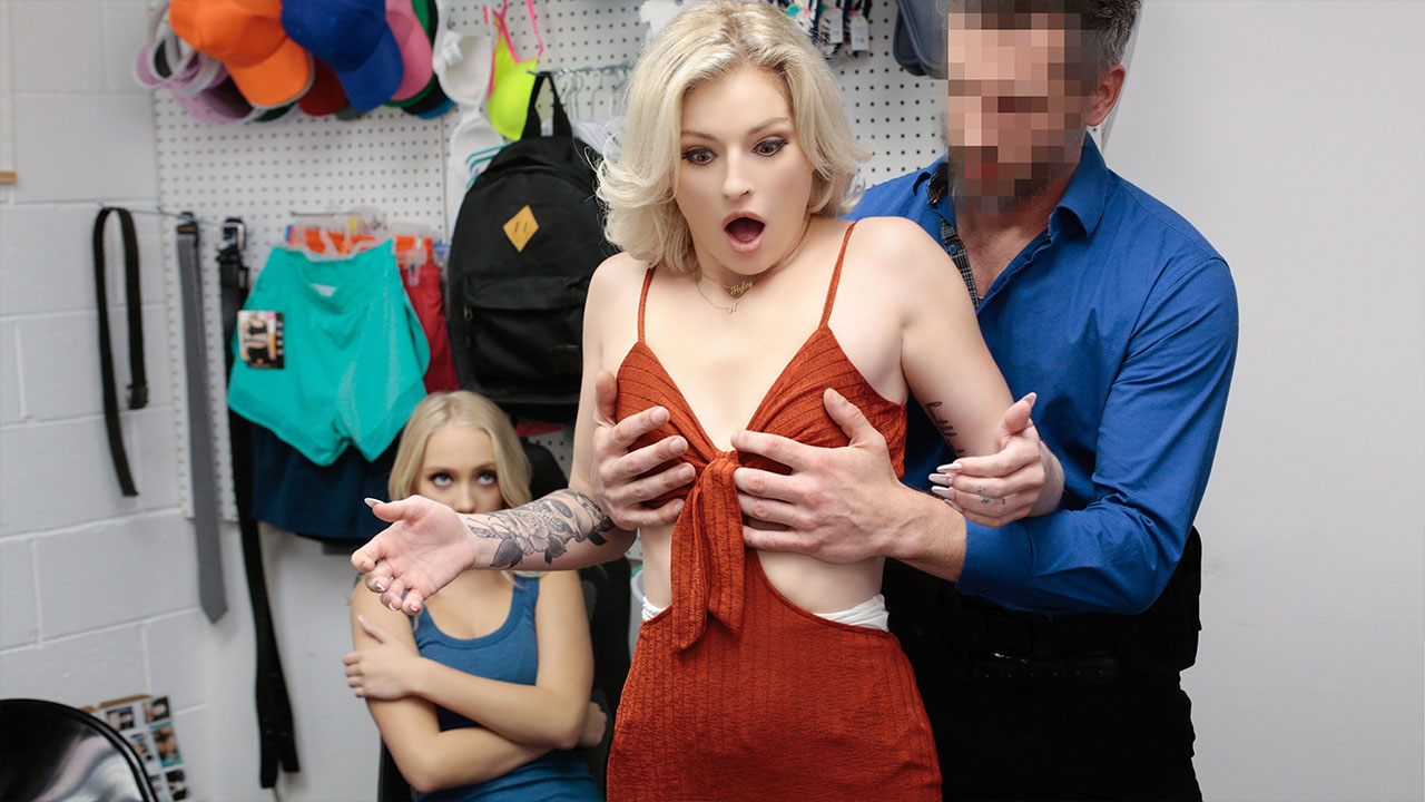 shoplyfter Case No. 7906164 - Blondes In Stolen Bikinis
