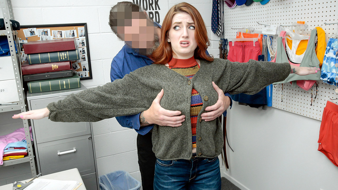 shoplyfter Under the Sweater